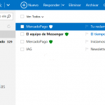 Iniciar sesión Hotmail – Bandeja de entrada