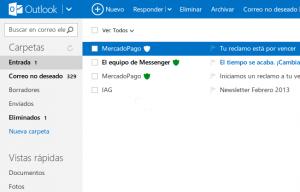 Iniciar sesión Hotmail